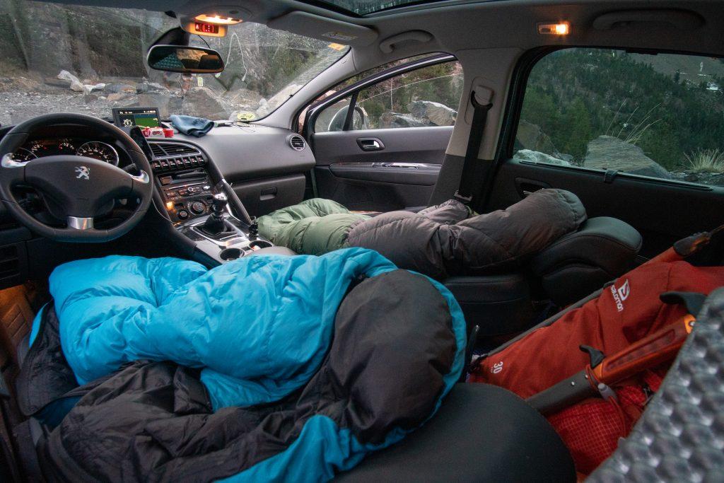volante camper