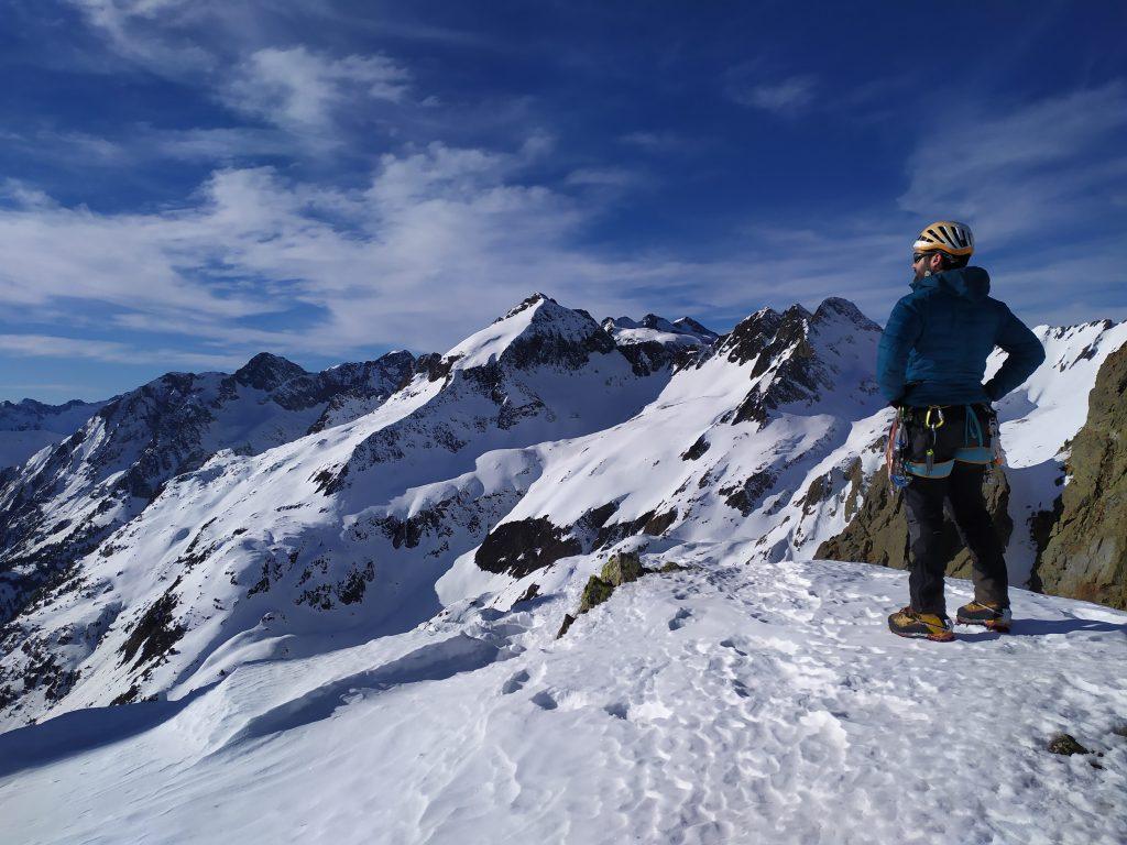 vistas desde la montañeta
