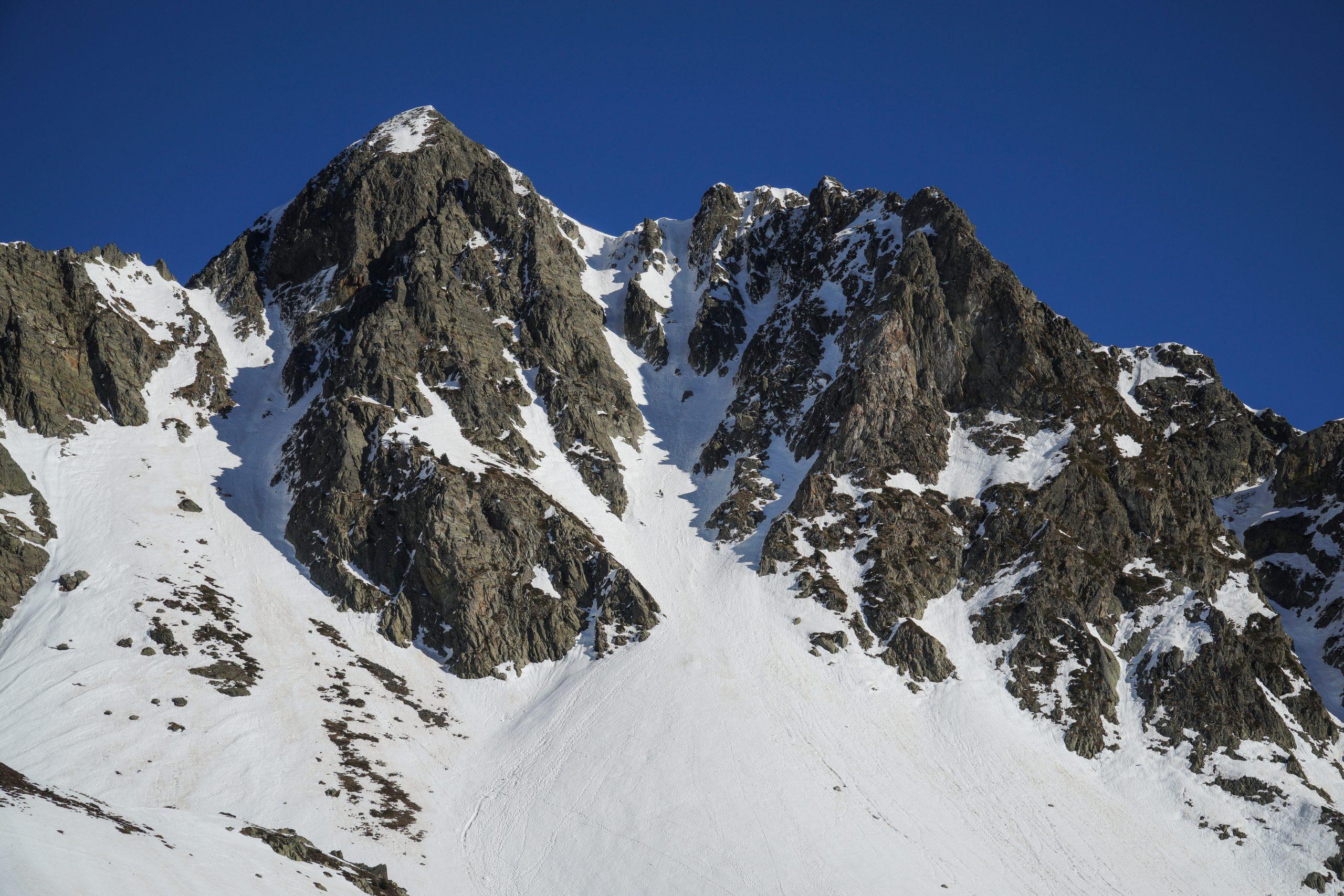 pico de la montañeta benasque