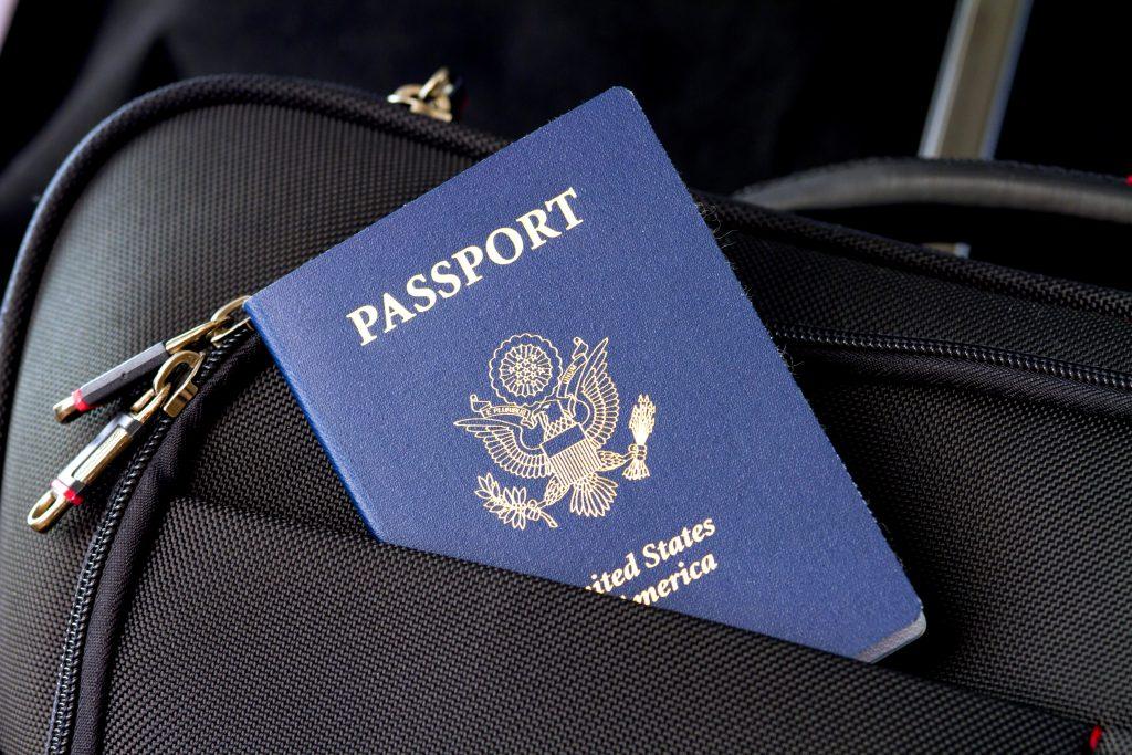 pasaporte viajar