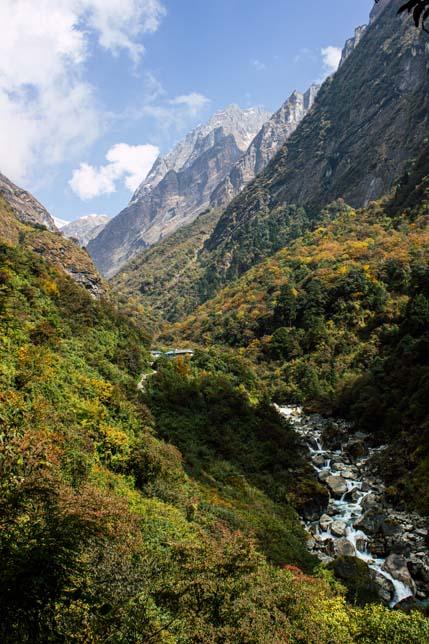 río nepal
