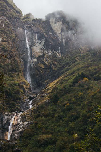 cascada nepal
