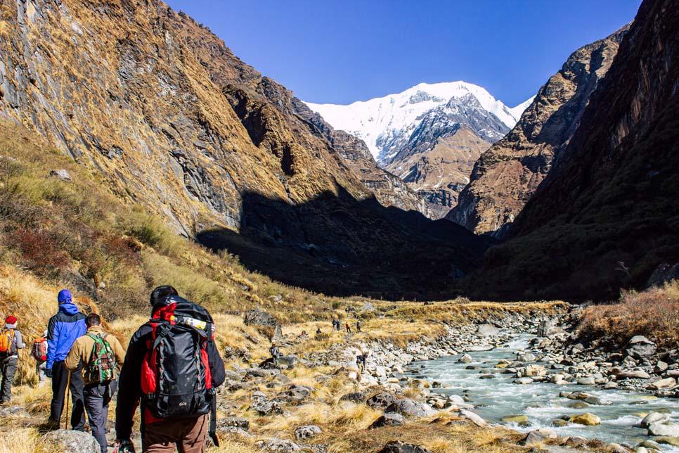 rio trekking annapurna