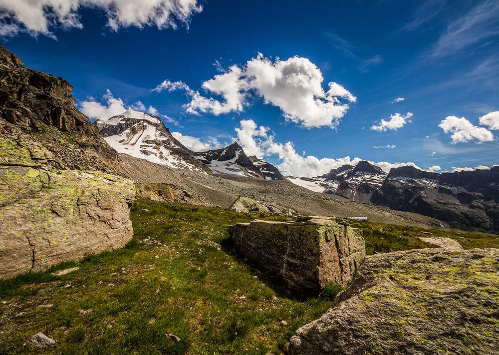 gran paradiso alpes