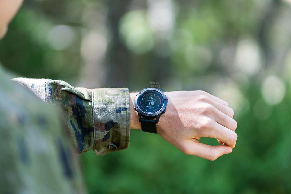 reloj montaña militar