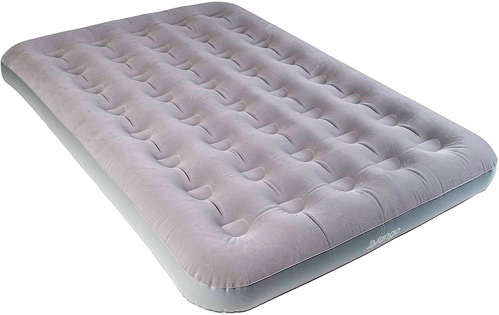 vango flocado cama de aire