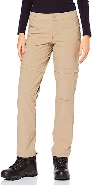 pantalon trekking mujer
