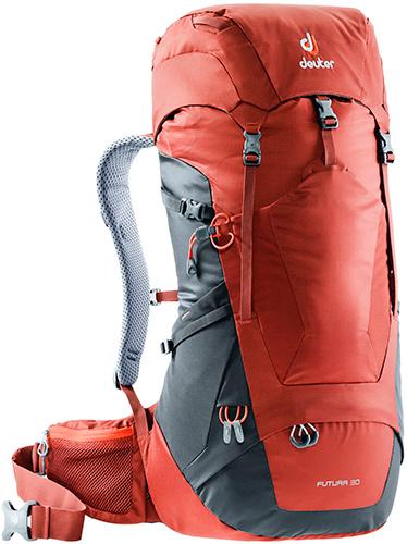 mochila de trekking deuter
